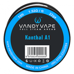 Resistive wire kanthal wire A1 Vandy Vape 5m