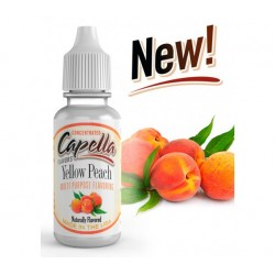 Concentrated aromas Capella Yellow Peach 13 ml