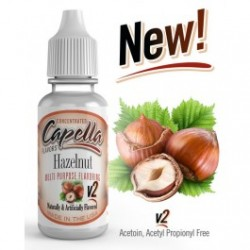 Aroma Concentrated Hazelnut v2 Capella 13 ml