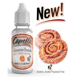 Aroma Concentrate Capella Cinnamon Danish v2 13 ml
