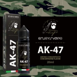 Aroma Concentrato AK47  20 ml By Il Santone Dello Svapo