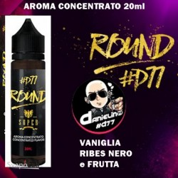 Aroma Concentrate Super Flavor ROUND D77 20 ml