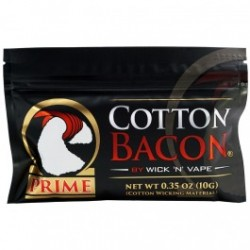 Cotton Cotton Bacon is the First 10 g