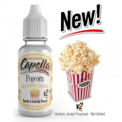 Aroma Concentrate Capella Popcorn v2 13ml