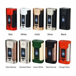 Big Battery Predator 228 By Wismec