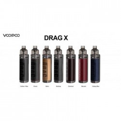 Drag X By VooPoo