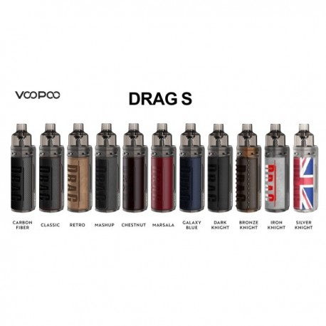Drag S By VooPoo