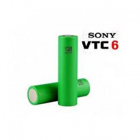 Battery for Big Battery Sony VTC6 3000Mah 30A