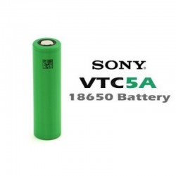 Battery for Big Battery Sony VTC5A 2600Mah 35A