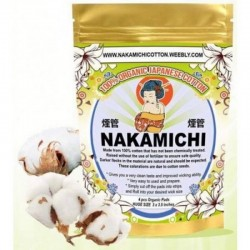 Organic Cotton Nakamichi Cotton V2
