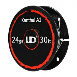 Ud kanthal wire A1 24ga 30ft