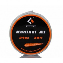 Kanthal wire A1 24ga 30 ft Geek Vape