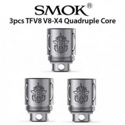 Head Coil for Smok TFV8 - V8-X4 Quad Core