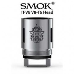 Head Coil for Smok TFV8 - V8-T6
