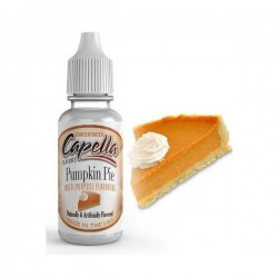 Concentrated aromas Capella Pumpkin Pie 13 ml