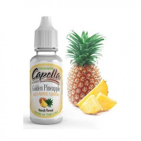 Concentrated aromas Capella Golden Pineapple 13ml
