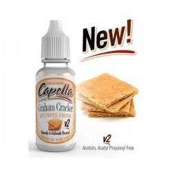 Concentrated aromas Capella Graham Cracker v2 13 ml
