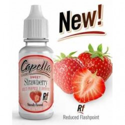 Concentrated aromas Capella Sweet Strawberry 13 ml