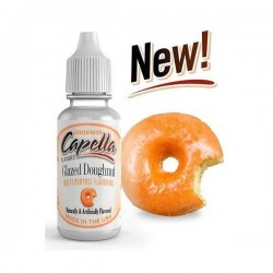 Concentrated aromas Capella Glazed Doughnut 13 ml