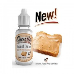 Concentrated aromas Capella Peanut Butter v2 13 ml