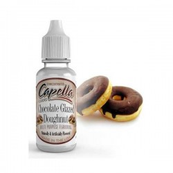 Concentrated aromas Capella Chocolate Glazez Doughnut 13 ml